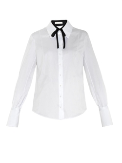 Honor - Tie Neck Blouse