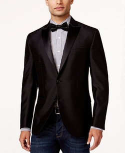 Kenneth Cole New York - Pattern Formal Classic-Fit Jacket