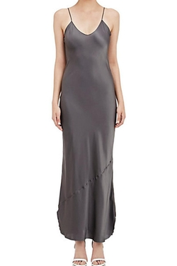 Nili Lotan - Charmeuse Maxi Dress