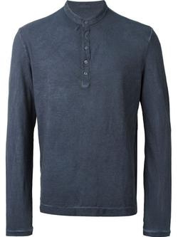 Massimo Alba - Henley Shirt