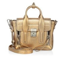 3.1 Phillip Lim - Pashli Mini Leather Satchel Bag