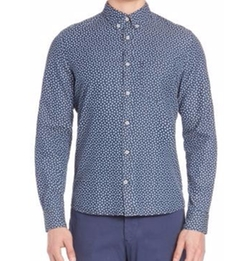 J. Lindeberg - Dani Button-Down Floral Shirt