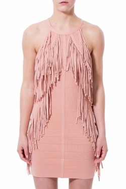 Endless Rose - Flirty Flapper Dress