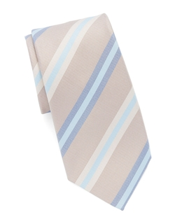 Vince Camuto - Palermo Striped Silk Tie