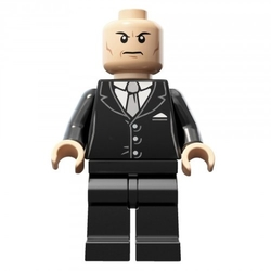 Lego - Super Heroes: Lex Luthor Minifigure