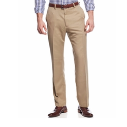 Haggar  - Microfiber Performance Classic-Fit Dress Pants