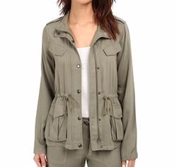 Brigitte Bailey - Bianca Military Jacket