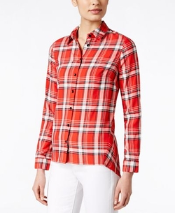 G.H. Bass & Co.  - Plaid Shirt