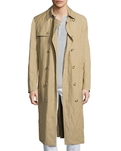 Michael Kors - Inox Lightweight Trench Coat