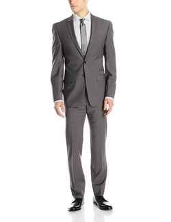 DKNY - Driver Modern-Fit Two-Piece Suit