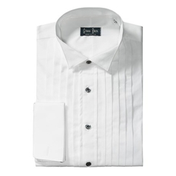 Gitman Brothers - Wing Collar Formal Dress Shirt