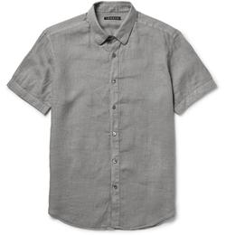 Theory - Coppolo Linen Shirt