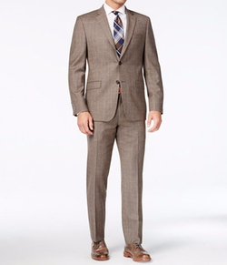 Lauren Ralph Lauren - Glen Plaid Flannel Suit