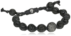 Tai - Clear Crystal Ball Bracelet