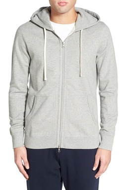 Reigning Champ - Core Full Zip Hoodie