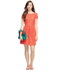 Brooks Brothers - Lace Dress