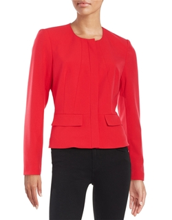 Karl Lagerfeld Paris - Collarless Blazer