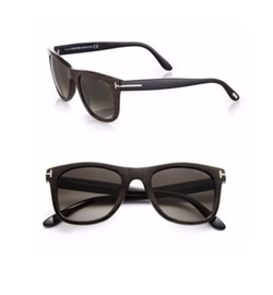 Tom Ford Eyewear  - Leo Wayfarer Sunglasses