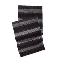 Nautica - Tri-Colored Striped Scarf