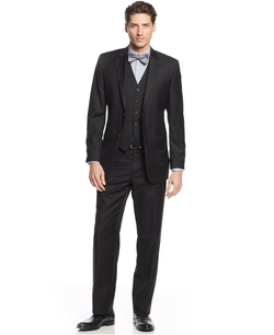 Lauren Ralph Lauren - Solid Slim-Fit Suit