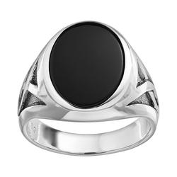 Kohls - Onyx Sterling Silver Ring