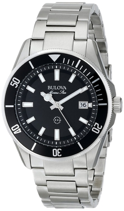 Bulova - Stainless Steel Watch