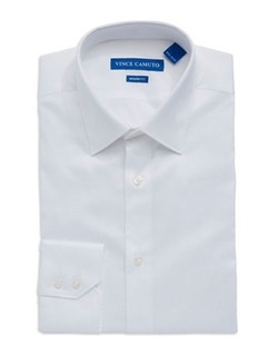 Vince Camuto - Solid Dress Shirt