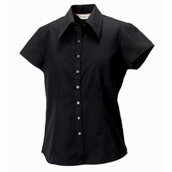 Russell Collection - Cap Sleeve Shirt