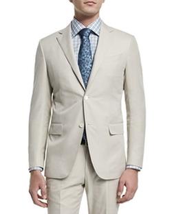 Ermenegildo Zegna - Two-Piece Cotton Suit
