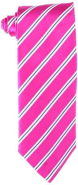 Geoffrey Beene  - Delano Stripe Necktie