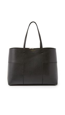 Tory Burch  - Block T Tote Bag