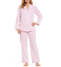 Bedhead - Striped Flannel Pajama Set
