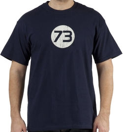 80sTees.com - Sheldon Cooper 73 Shirt