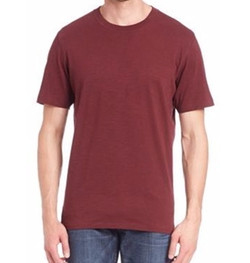 Saks Fifth Avenue Collection - Crewneck Cotton Tee