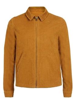 Topman - Cord Harrington Jacket