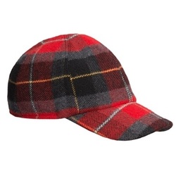 Wigens  - Plaid Baseball Cap