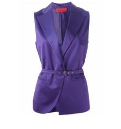 Roberta  Di Camerino Vintage - Belted Waistcoat
