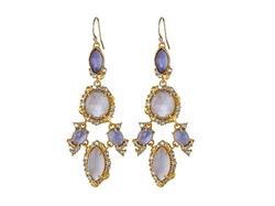 Alexis Bittar - Mosaic Chandelier Earrings
