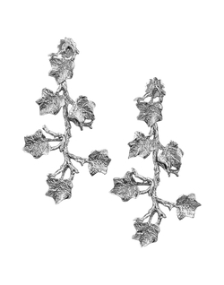 Madina Visconti Di Modrone  - Long Stud Earrings