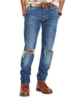 Denim & Supply - Tapered-Straight Dylan Jeans