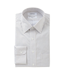 Cremieux - Spread-Collar Dress Shirt