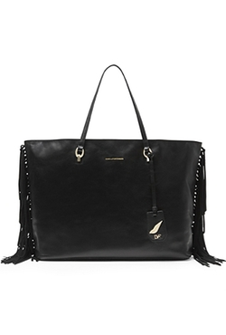 Sutra - Ready To Go Fringe Tote Bag