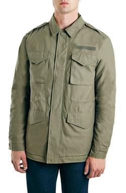 Topman  - Lined M-65 Field Jacket
