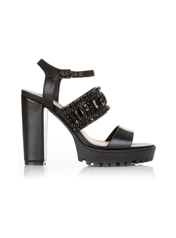 Miss Selfridge  - Sofia Embellished Sandals