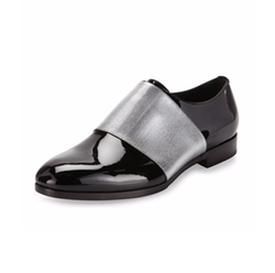 Jimmy Choo  - Peter Formal Patent Leather Loafers