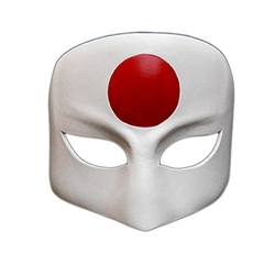 Foxi - Katana Cosplay Mask