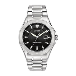 Citizen - Eco-Drive Octavia Stainless Steel Watch