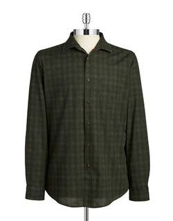 Hudson North - Buffalo Checked Sportshirt