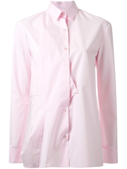 Chalayan   - Triangle Closure Shirt