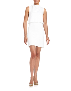 French Connection - Popover Bodycon Dress